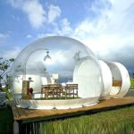 Comprar tiendas y casas burbujas