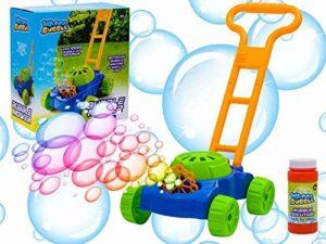 juguetes de burbujas para niños