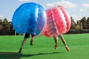 Comprar burbujas hinchables de para fútbol de burbujas