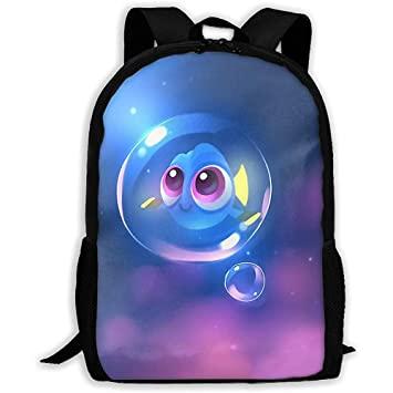 mochila con burbujas