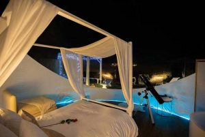 Hoteles con burbujas en galicia