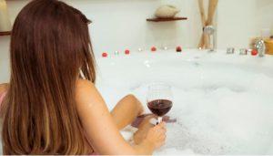 sales de baño