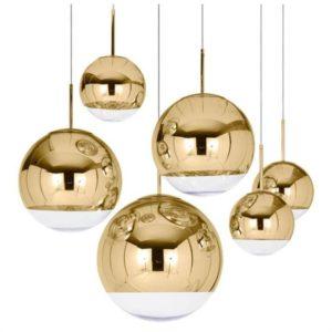Comprar lamparas de techo de burbujas de cristal